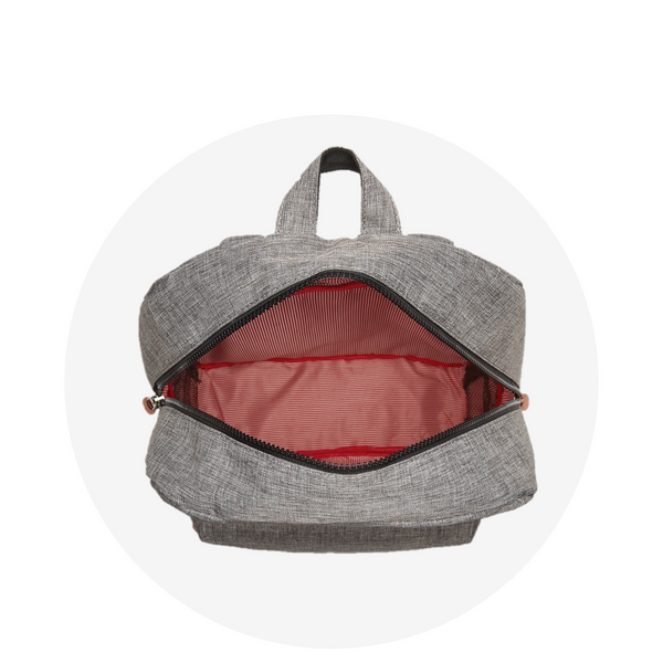 Small Backpack / Grey Mix