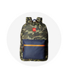 Regular Backpack / Camo