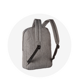 Regular Backpack / Grey Mix