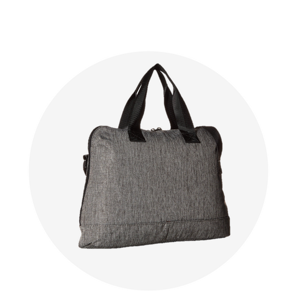 Laptop Bag/ Grey Mix