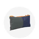 Pencil Case / Navy Grey