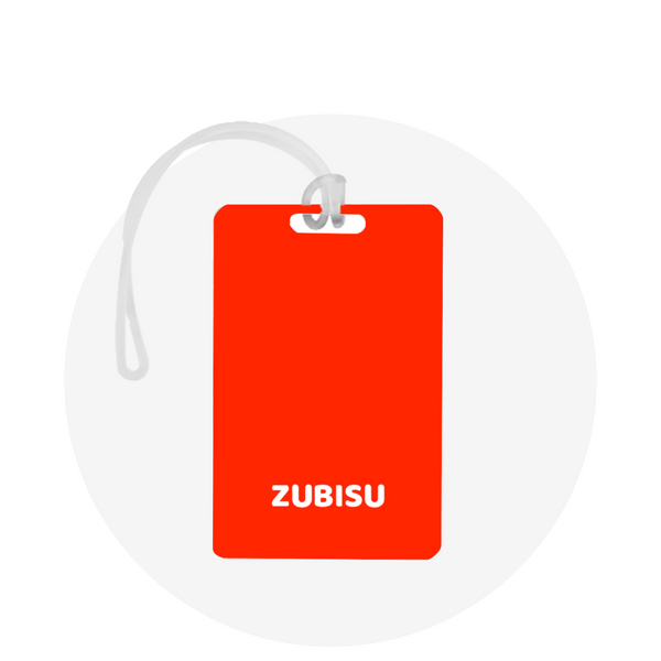 Luggage Tag / ZUBICONE