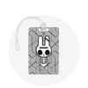 Luggage Tag / Zumbi