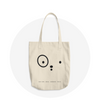 Rabbit Face / Tote