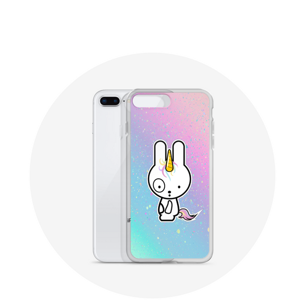 Unicorn Case / iPhone 7, 8 Plus