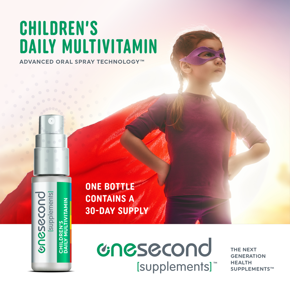 Children's Daily Multivitamin Spray (30-Day Supply)