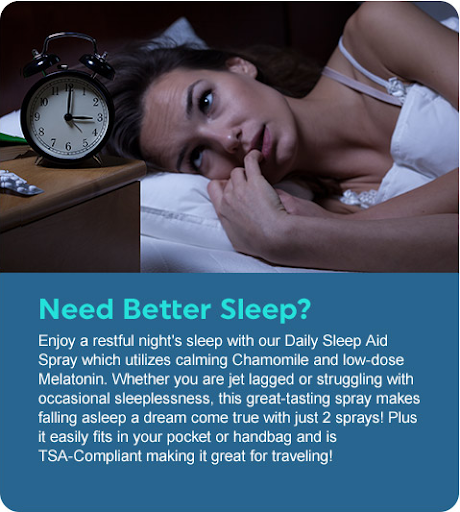 OneSecond Daily Sleep Aid