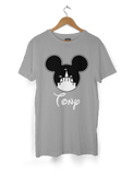 Mickey Castle T-Shirt Personalised T-shirt