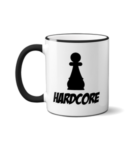 Hardcore Pawn Mug - Funny Novelty Gift Idea Coffee Cup