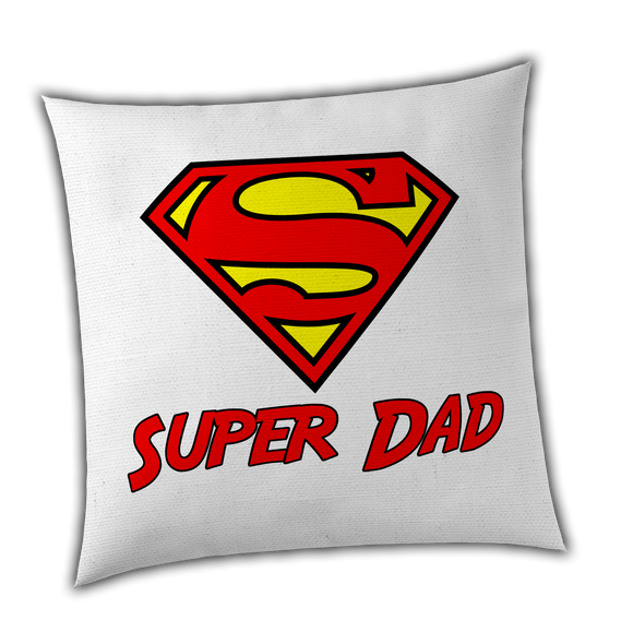 Super DAD - Funny Fathers Day Cushion