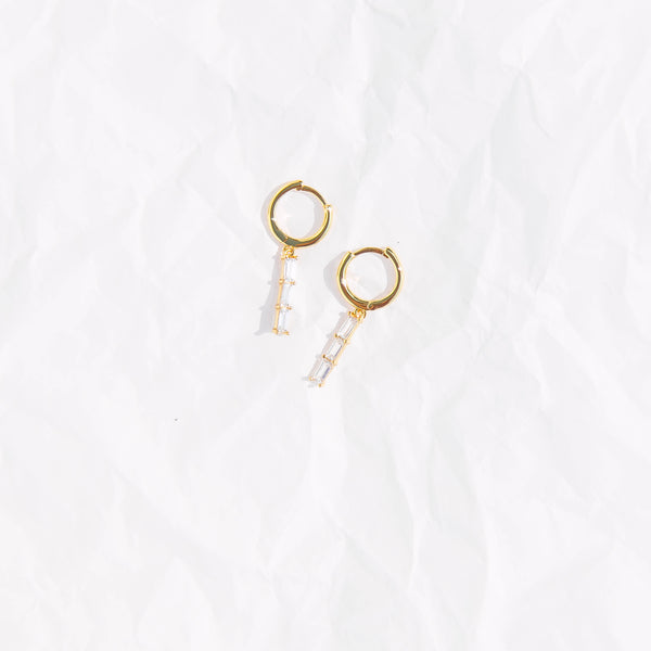Ofelia Gold Hoops