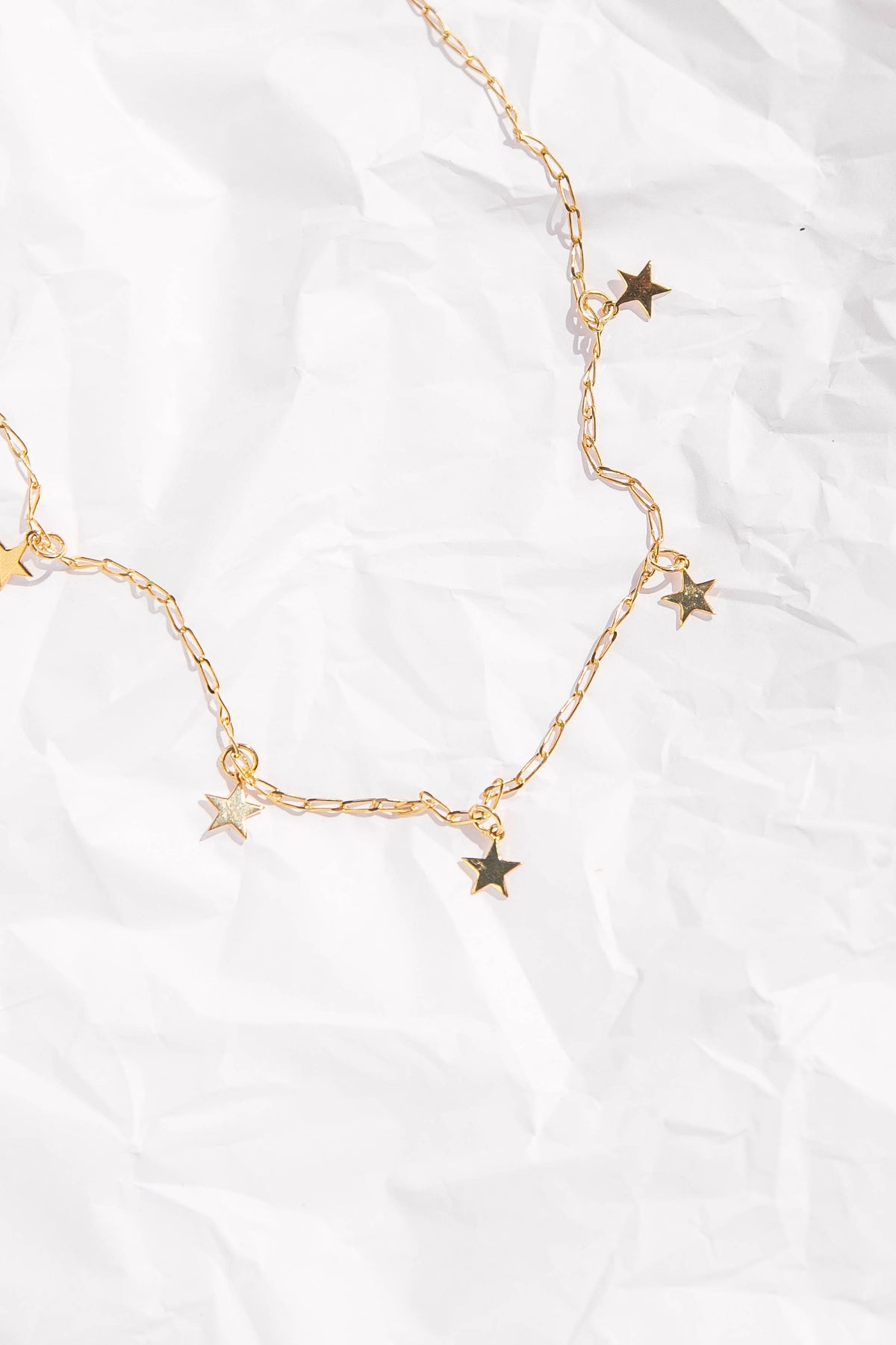 The Gold Constellation Necklace