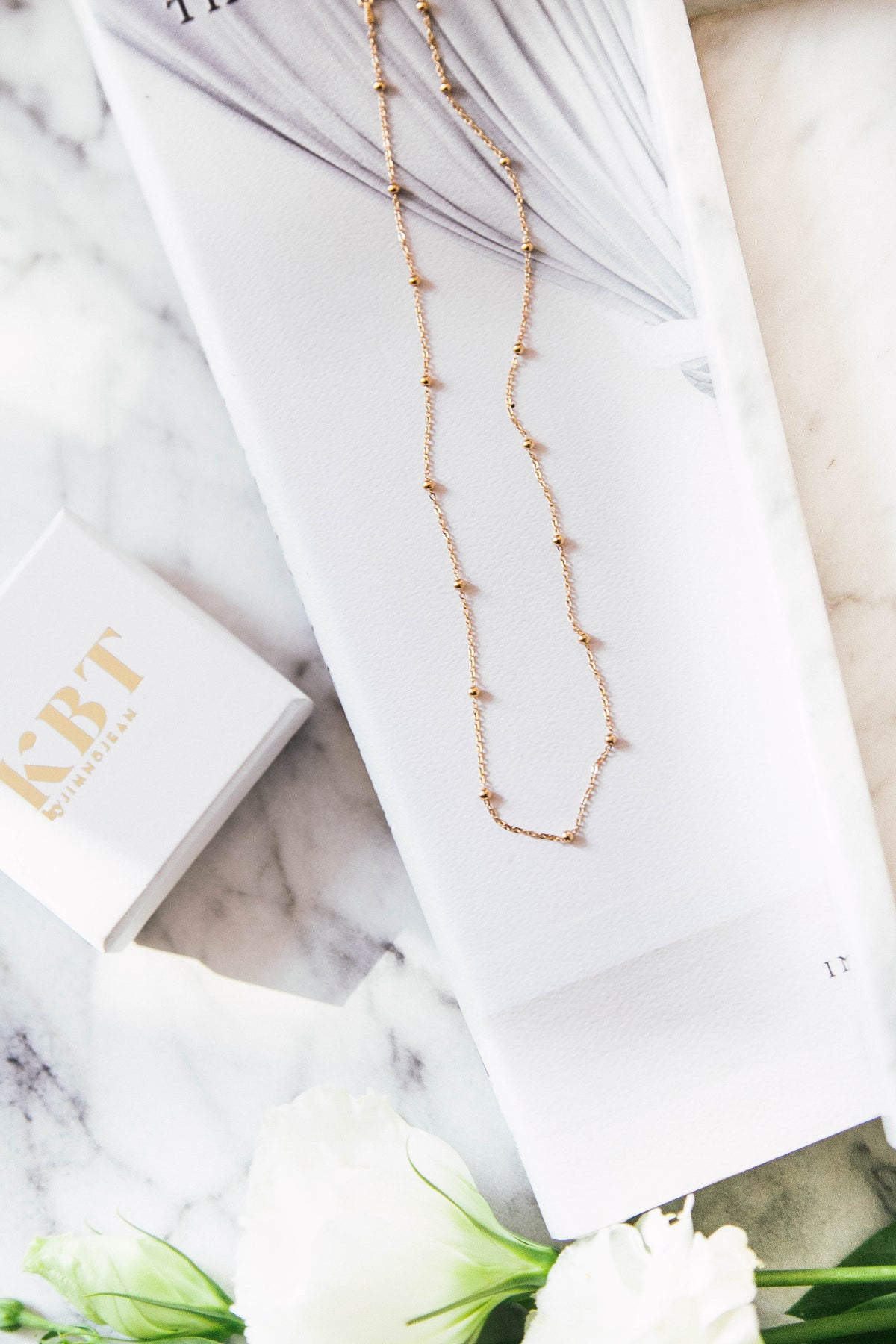 Real 9kt Gold Chain by KBT