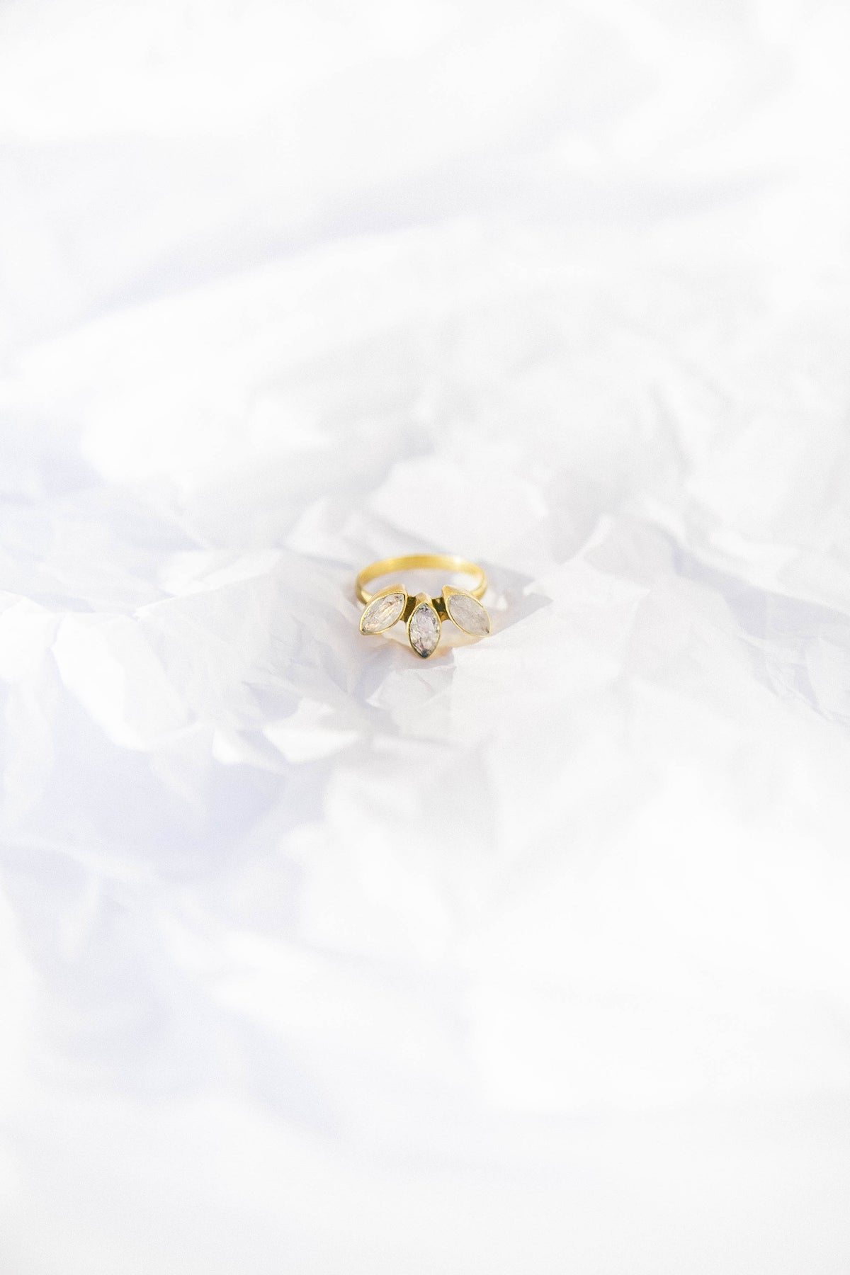 The Fox Ring in Moonstone
