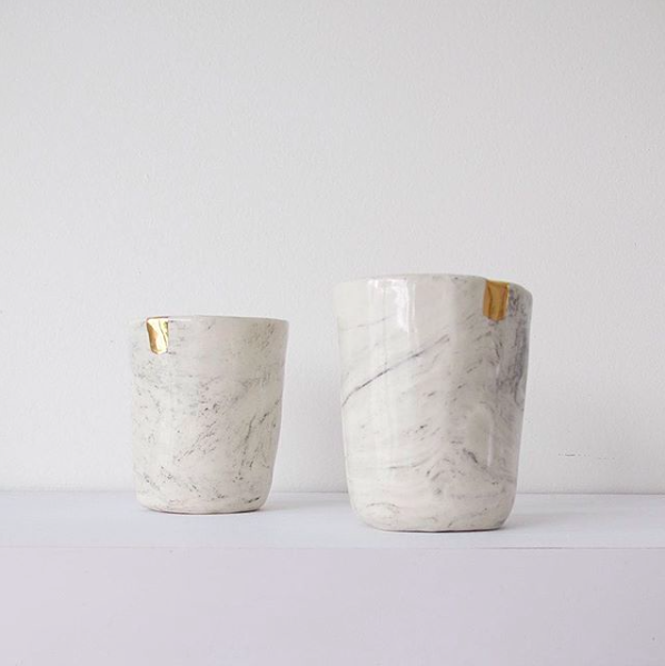 Marble Cup by Klomp
