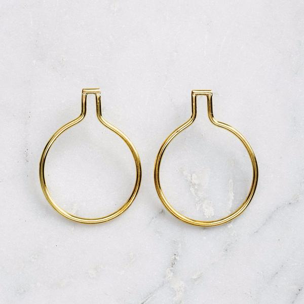 Vista Vase Earrings