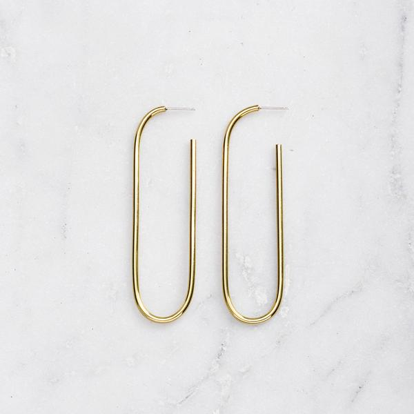 Matter of Fakt A La Vista Earrings