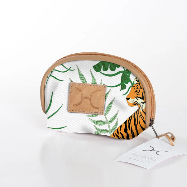 Makeup Bag in Tigger
