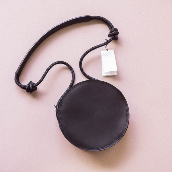 Dot Bag in Black