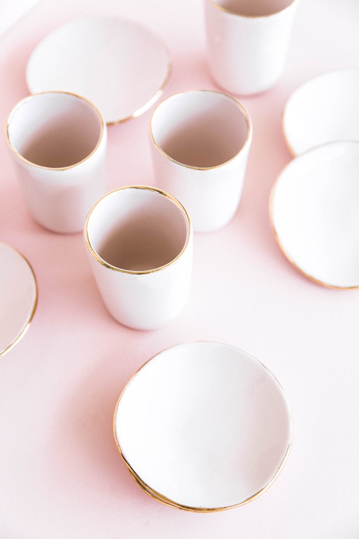 Everyday Snack Bowl in Pink by Klomp