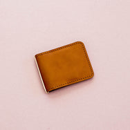 Pact Cardholder in Tan