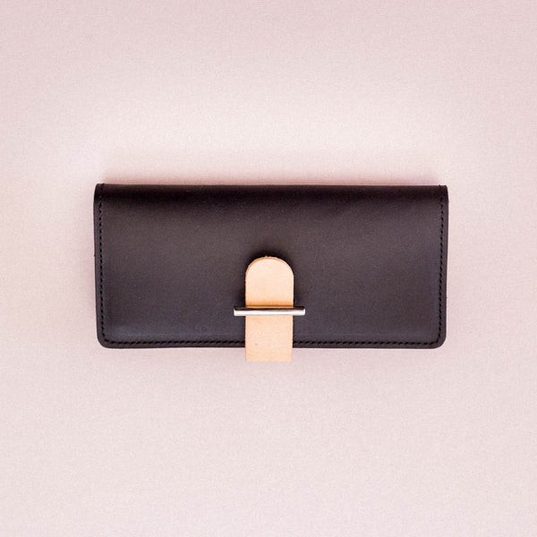 Etui Wallet in Black