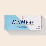 Salted Macadamia Nut Nougat Bar 50g