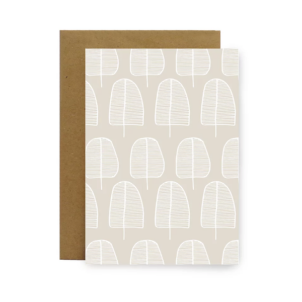 Beige Bellies Gift Card by Little Bird