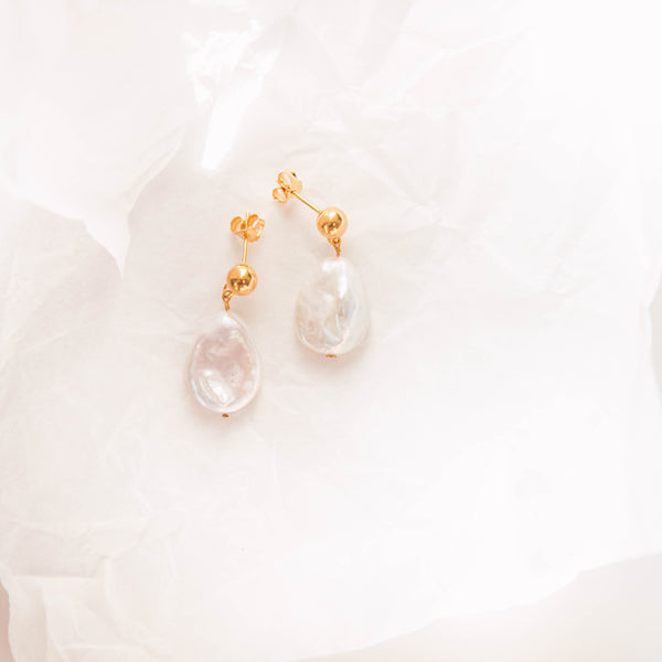 West Coast Drop Earrings