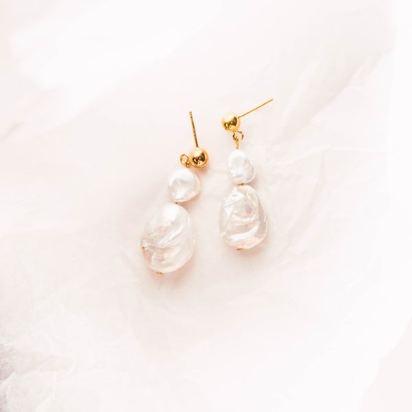 Rockpool Drop Earrings