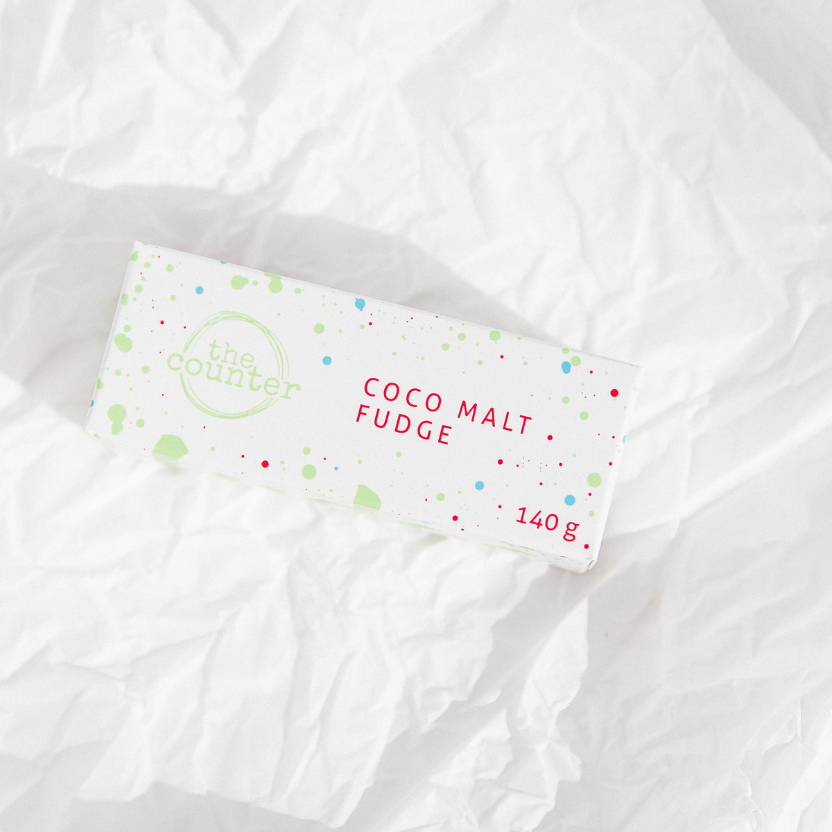 Coco Malt Fudge