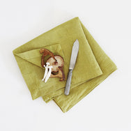 Cederberg Natural Napkins by Beagle + Basset for Jimnojean