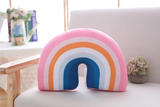 State of baby_Rainbow Pillow - Pink