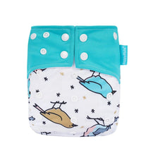 State of Baby Reusable Diaper - Bird
