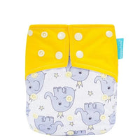 Reusable Diaper - Royal Elephant