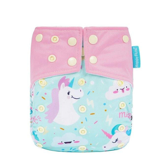 State of Baby Reusable Diaper - Unicorn