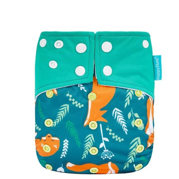 State of Baby Reusable Diaper - Forrest Fox