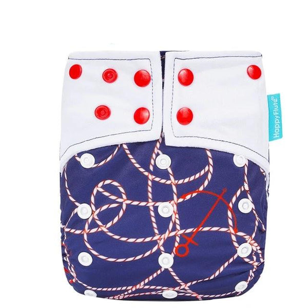 State of Baby Reusable Diaper - Sailor