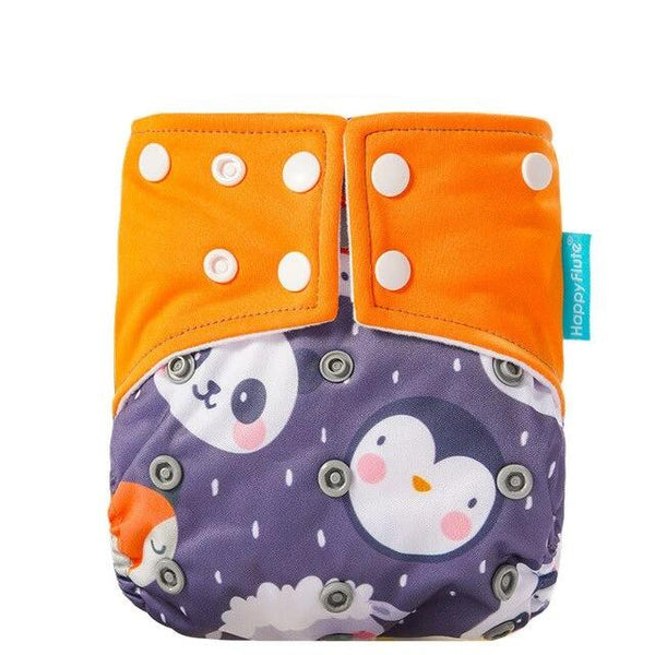 State of Baby Reusable Diaper - Animals