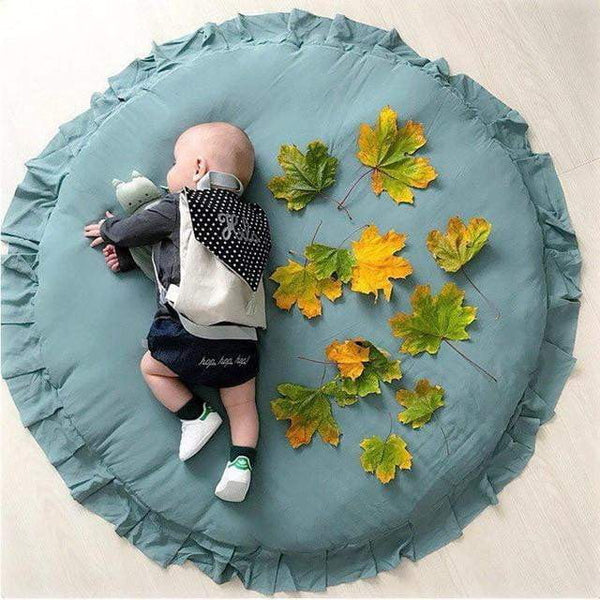 State of Baby Playmat with Ruffles - 5 Colours Available