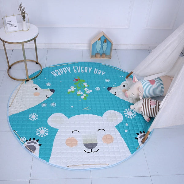 State of Baby Playmat - Snow Bear