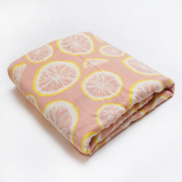 Bamboo Swaddle - Lemon