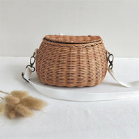 Rattan Backpack (2 colours)