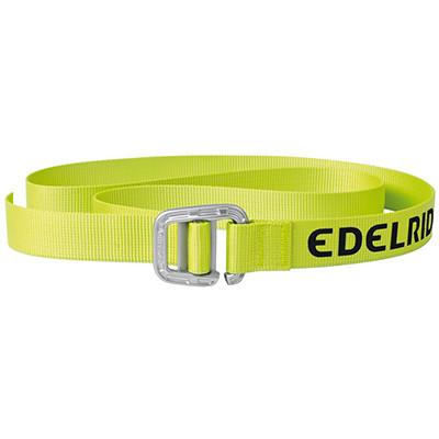 Edelrid Turley Belt 25mm chute green 120cm