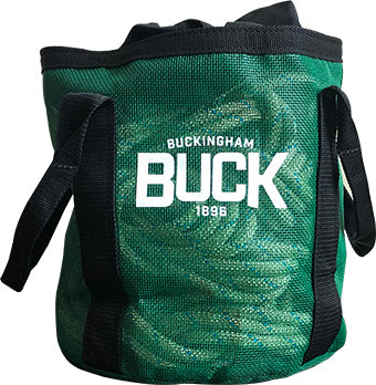 Buckingham Mesh Rope Bag