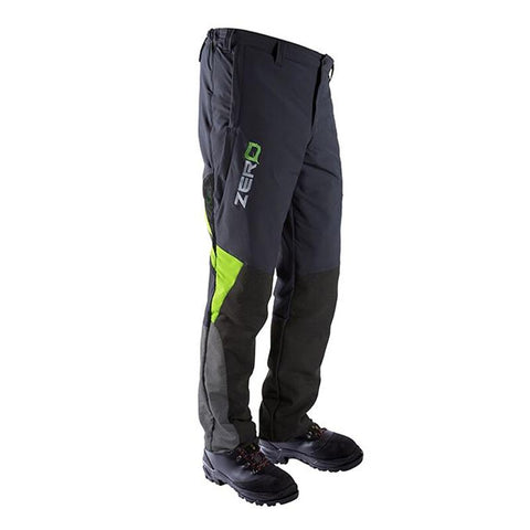 Clogger Zero Gen2 Light and Cool Men's Chainsaw Trousers - LRV8 Rescue