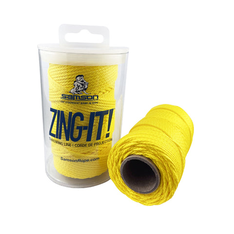 Zing-It Throw Line 1.75 - LRV8 Rescue