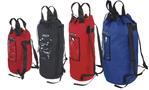 Yates Bucket Style Rope Bags w/ Straps - LRV8 Rescue