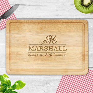 Personalised Chopping Board - EDSG