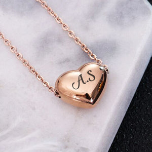 Personalised Engraved My Name Necklace - EDSG